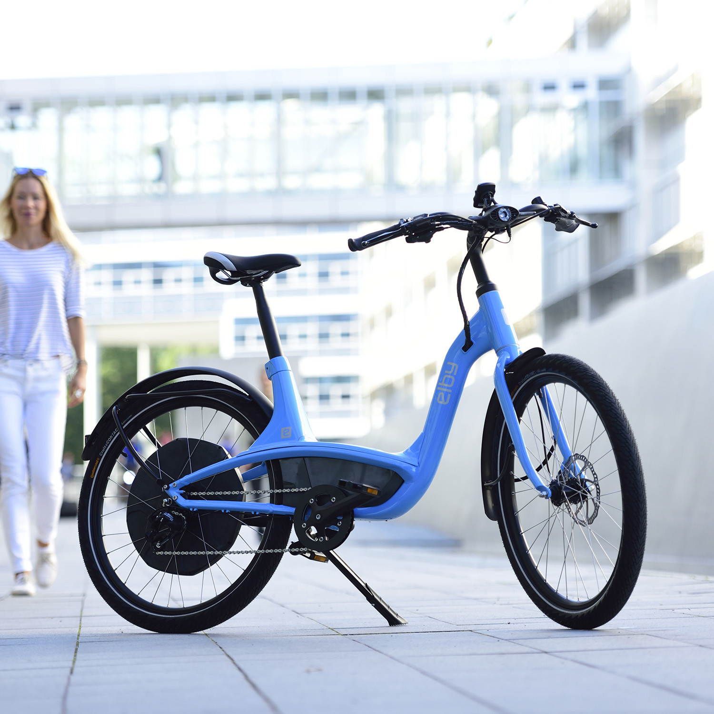 Elby, bike, electric bike