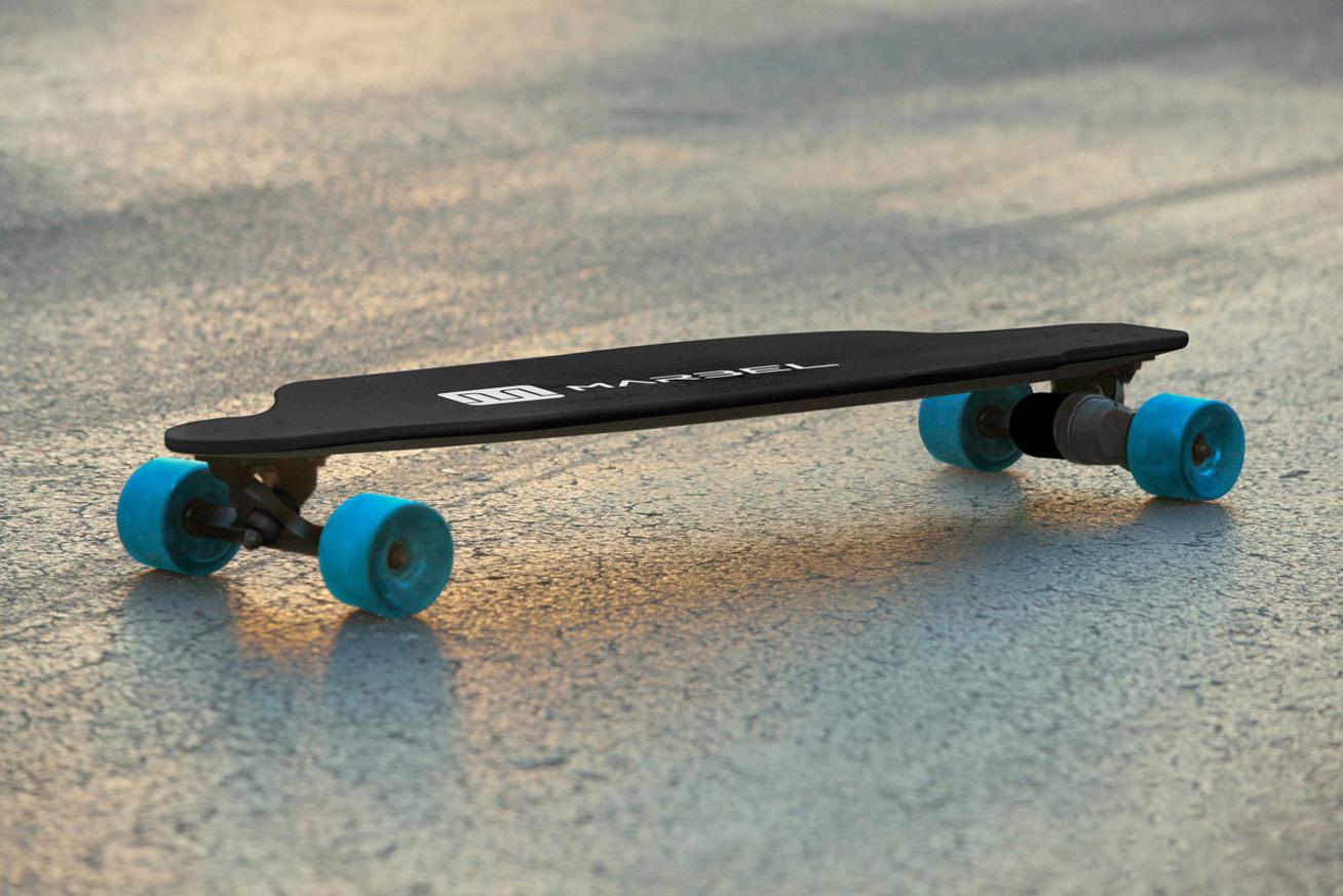 Marbel, Board, skateboard, electric skateboard