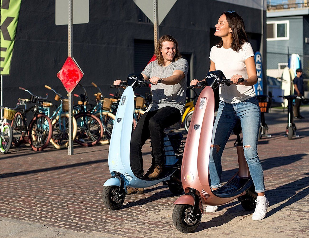 OJO, scooter, electric scooter