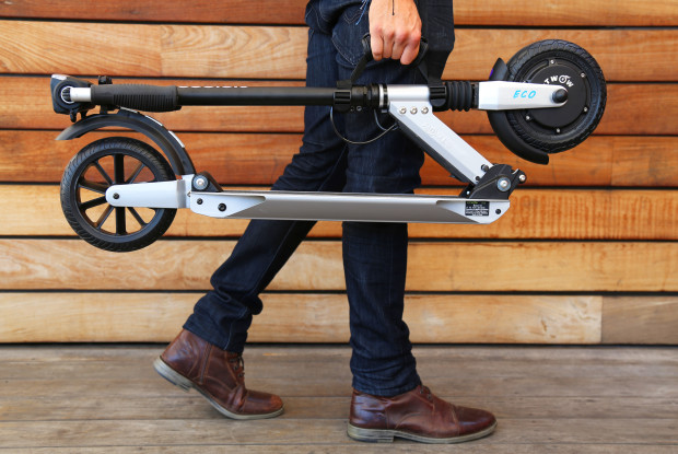 Uscooters, Booster, foldable scooter, electric foldable scooter