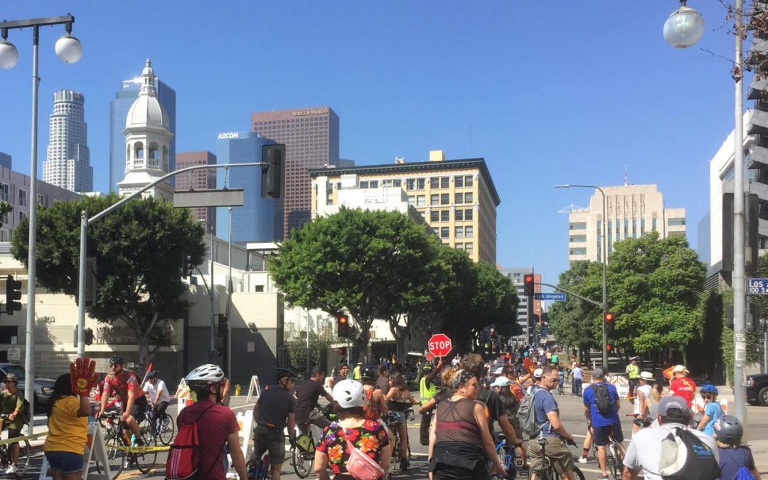 Making Los Angeles A Walkable, Bikable City Isn't That Hard. Here's How We Can Do It.
