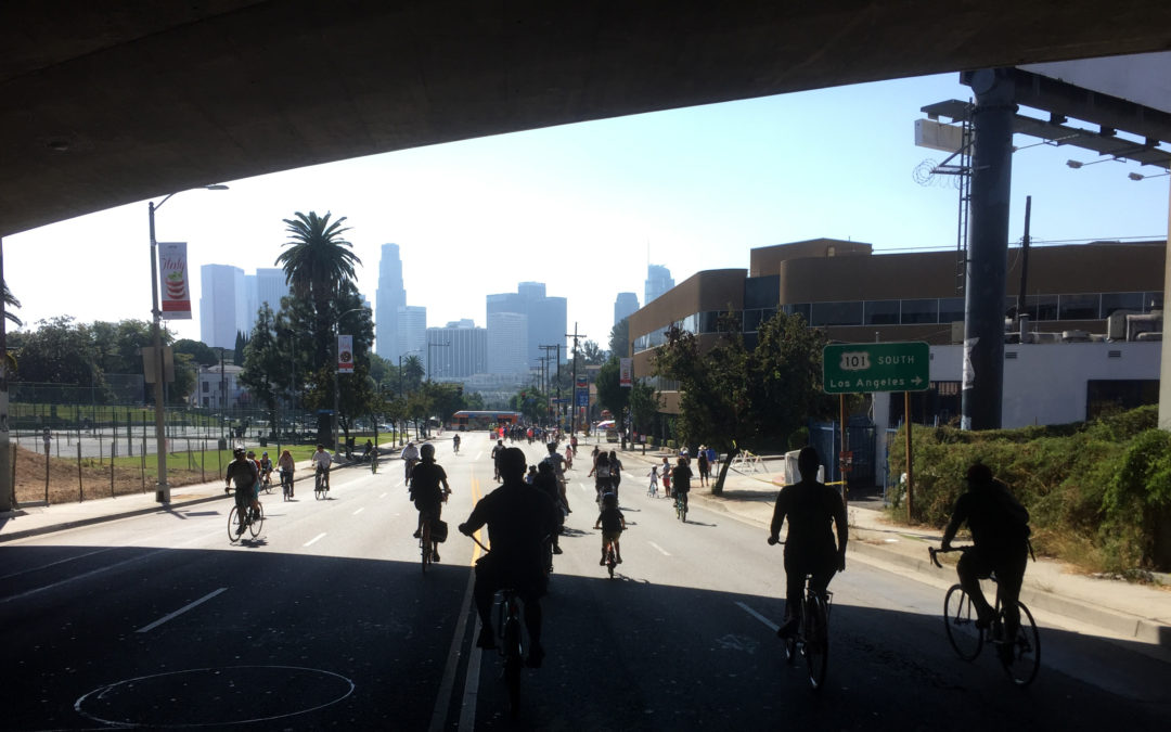 Why We Should Rapidly And Fundamentally Turn Los Angeles Into A Walkable, Bikable City (Part 1)
