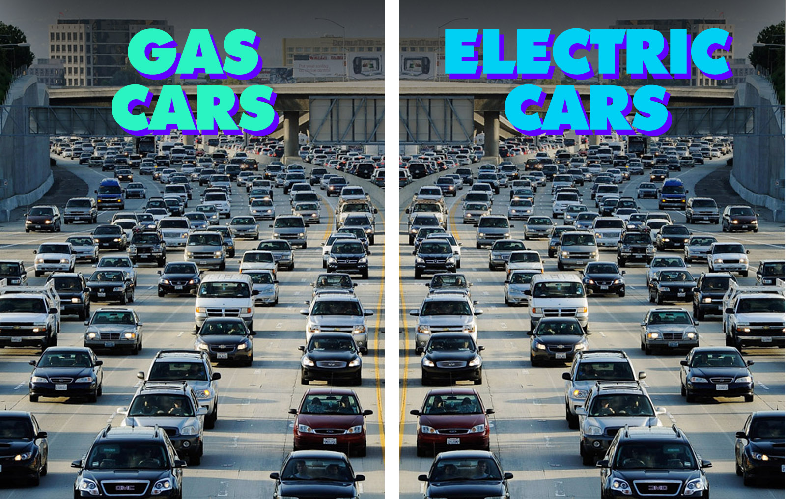 gas electric