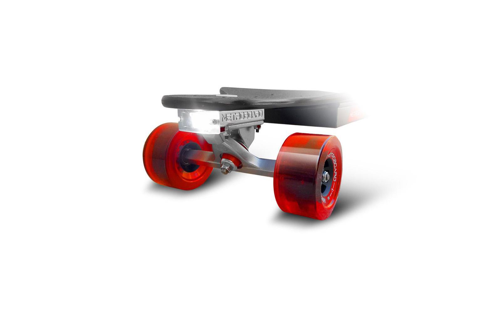 Metroboard36 Gravity Midsize Slim Electric Skateboard