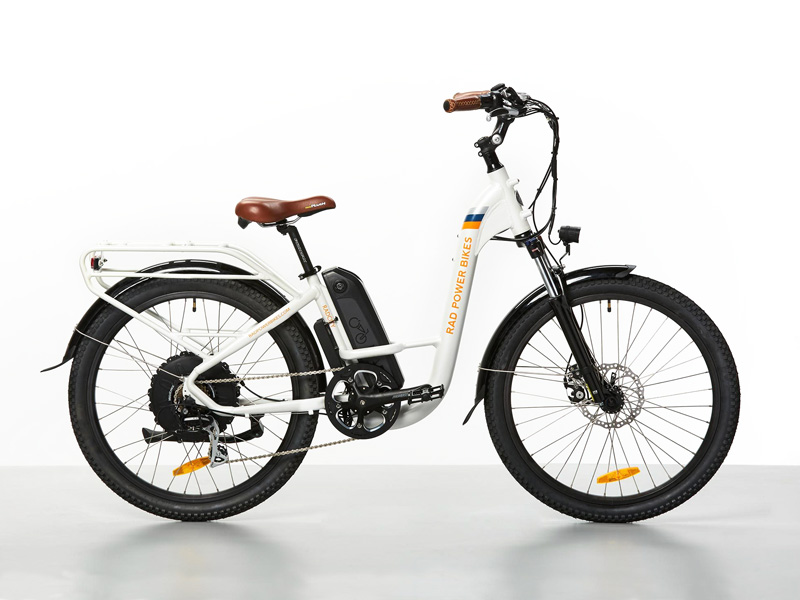 Rad PowerRadCity Step-Thru Electric Commuter - Have A Go